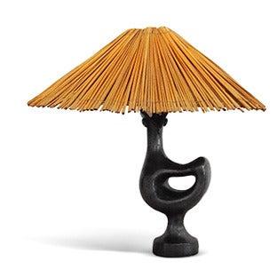 Georges Jouve Bird Lamp 1953