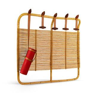 Vittorio Bonacina Bamboo Coat Rack 1970s