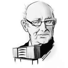 Arne Vodder (Denmark, 1926-2009)