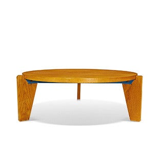 Jean Prouvé Africa Low Table, 20th Century