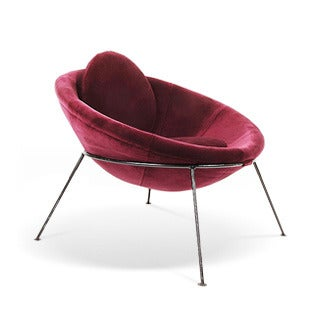 Lina Bo Bardi Bowl Chair, 1951