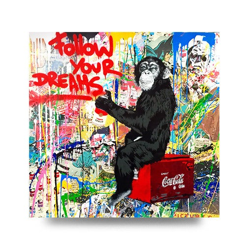 Mr. Brainwash, Everyday Life, 2015
