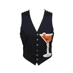 Moschino Men's Cocktail Vest
