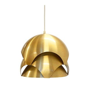 Sven Ivar Dysthe Ceiling Light, 1960s