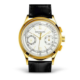 Patek Philippe Chronograph Wristwatch, ca. 2010