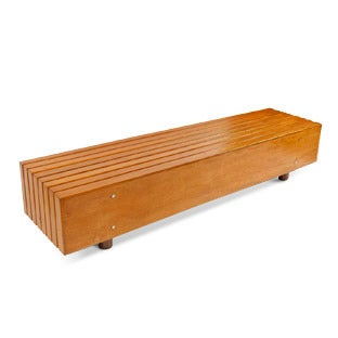 Sergio Rodrigues Bench, 1970