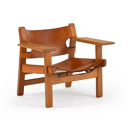 Børge Mogensen Spanish Chair, 1958