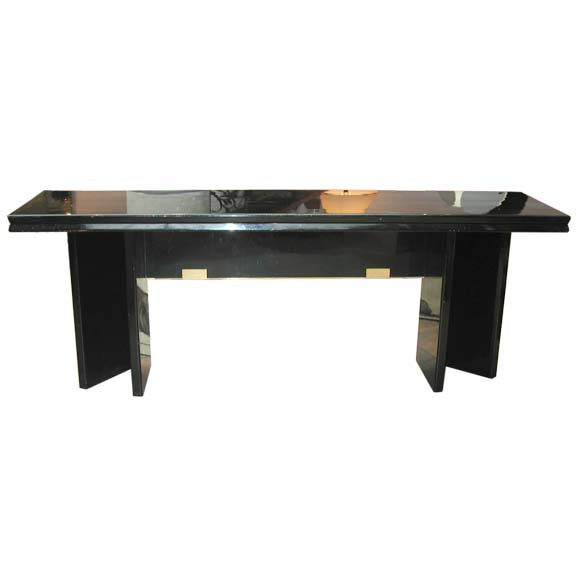 - Console convertible table ...