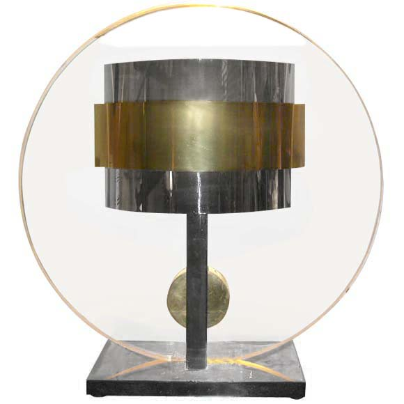 Large 70 39 s pendulum lamp at 1stdibs for Pendulum light globes