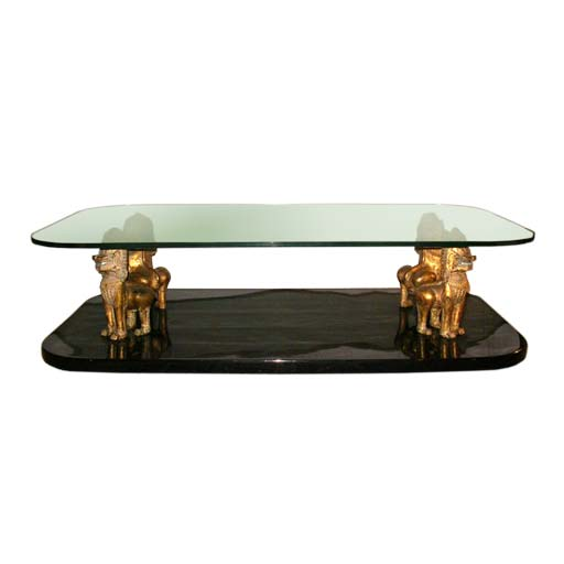 70 39 S Chinese Dragon Coffee Table At 1stdibs