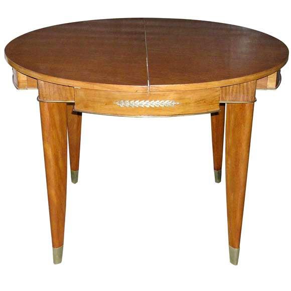 40 39 S Mahogany Dining Table At 1stdibs