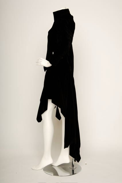 Vivienne Westwood Red Label Victorian-Style Velveteen Suit  2