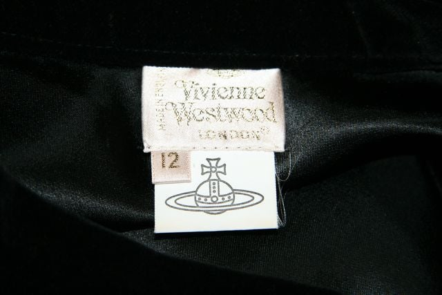 Vivienne Westwood Red Label Victorian-Style Velveteen Suit  4