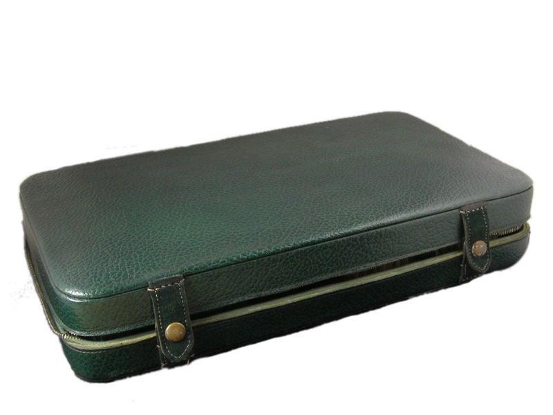 Sterling silver & Enamel Dresser Set For Sale 2