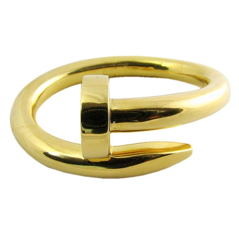 White Gold Bracelets: Cartier Bracelet Nail Cost
