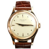 "PATEK PHILIPPE Rose Gold "" Calatrava "" Reference 2508  c.1950's"