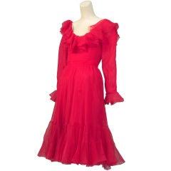 Dior Couture Evening Dress