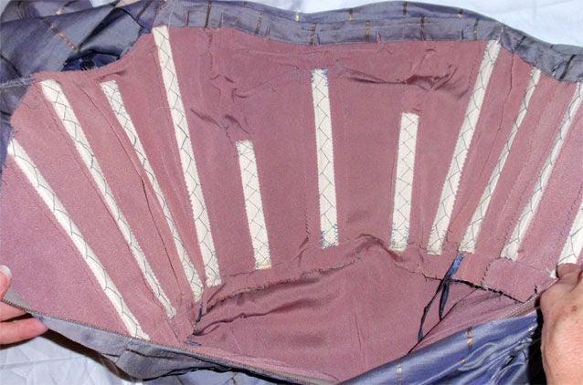 Adrian Original, One sleeved gown, Circa 1940s, Theodora Getty 9
