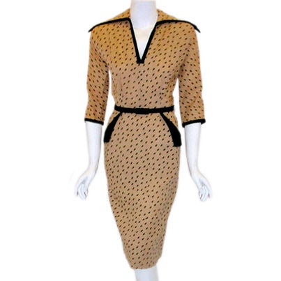 Don Loper day-to-evening dress