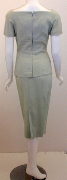 Samuel Winston Two Piece Day Ensemble by Roxane In Excellent Condition In Los Angeles, CA