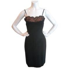 Peggy Hunt little black dress