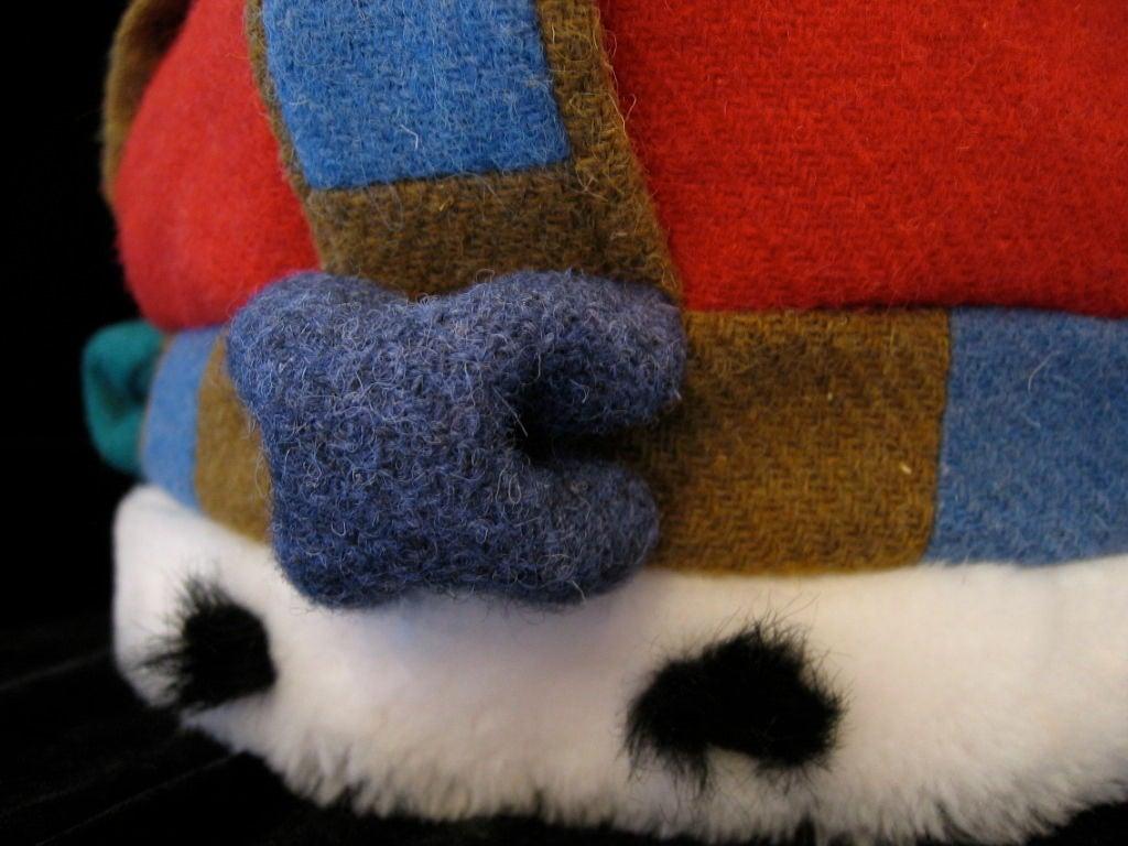Vivienne Westwood Harris Tweed Crown 3
