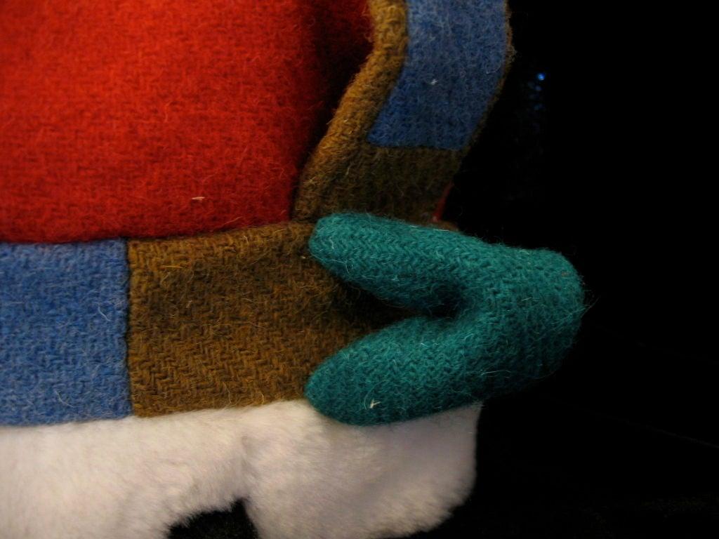 Vivienne Westwood Harris Tweed Crown 4