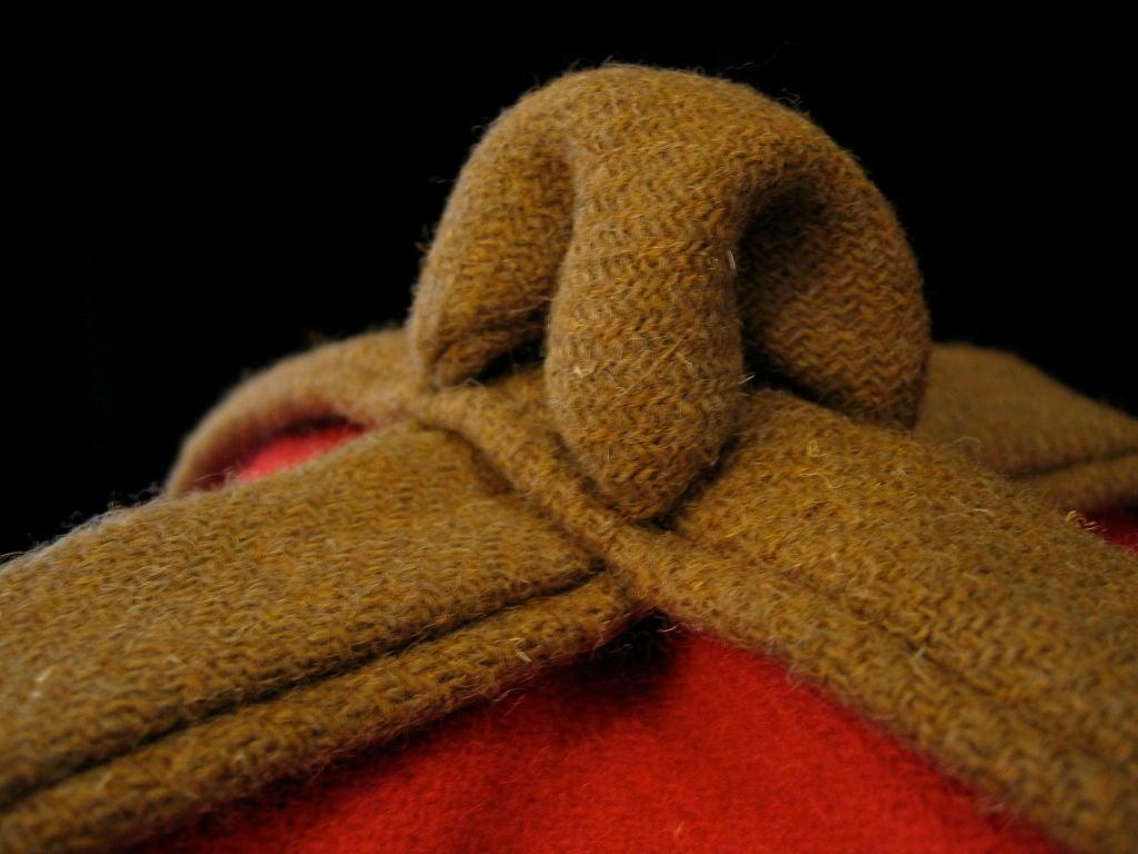 Vivienne Westwood Harris Tweed Crown 5