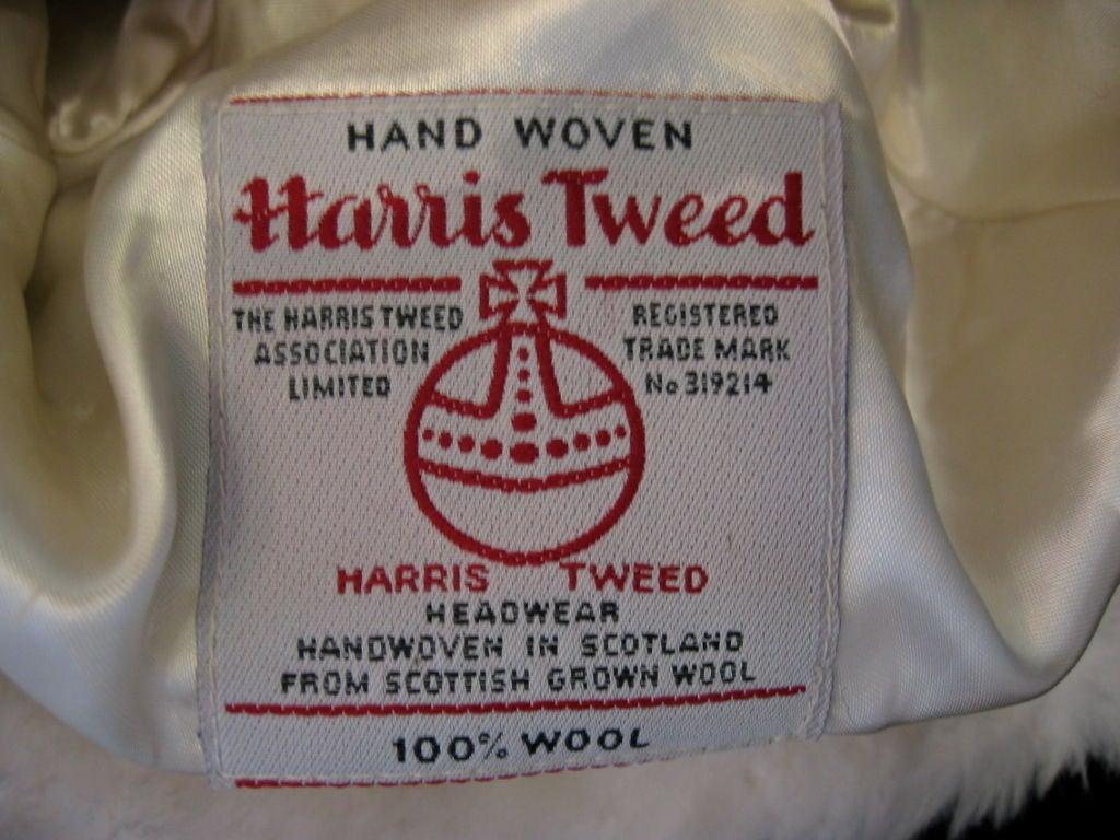 Vivienne Westwood Harris Tweed Crown 7