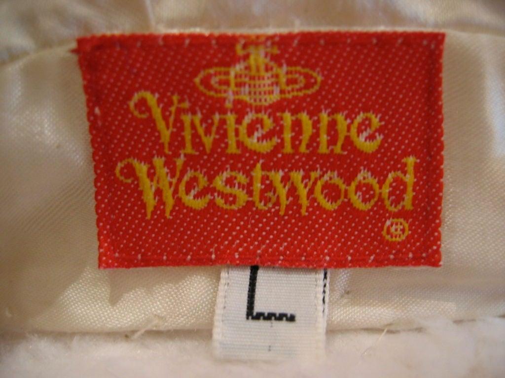 Vivienne Westwood Harris Tweed Crown 8