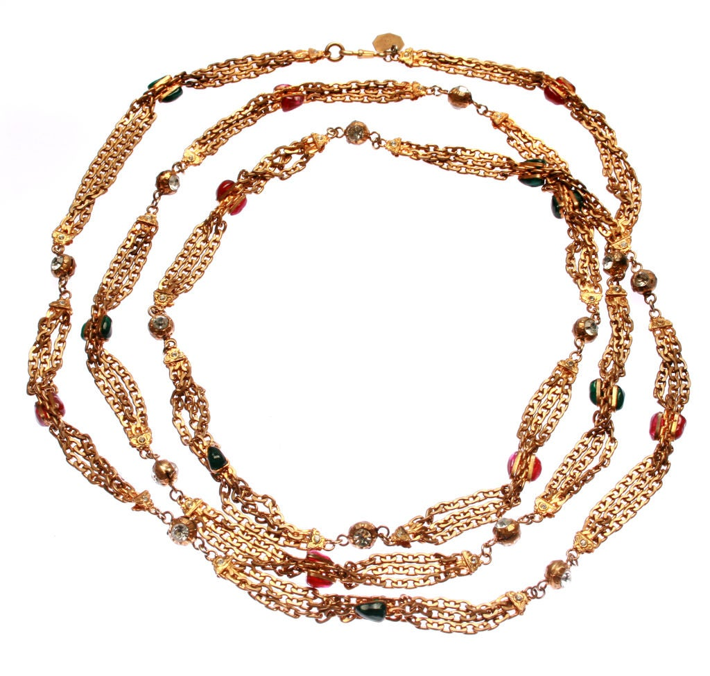 Dating chanel costume jewelry