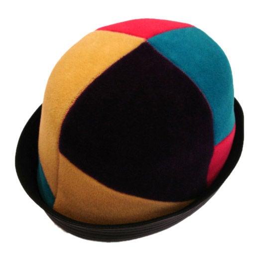 1960s Yves Saint Laurent Jockey Hat