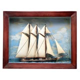 Sailing Ship Diorama.