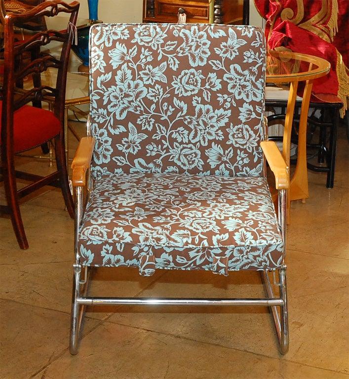 French chaise longue by francois caruelle for sale at 1stdibs - La chaise longue paris 16 ...