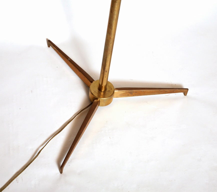 Early Arredoluce Triennale Floor Lamp For Sale 4