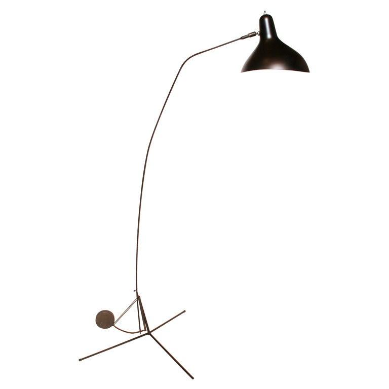 Bernard Schottlander Floor Lamp
