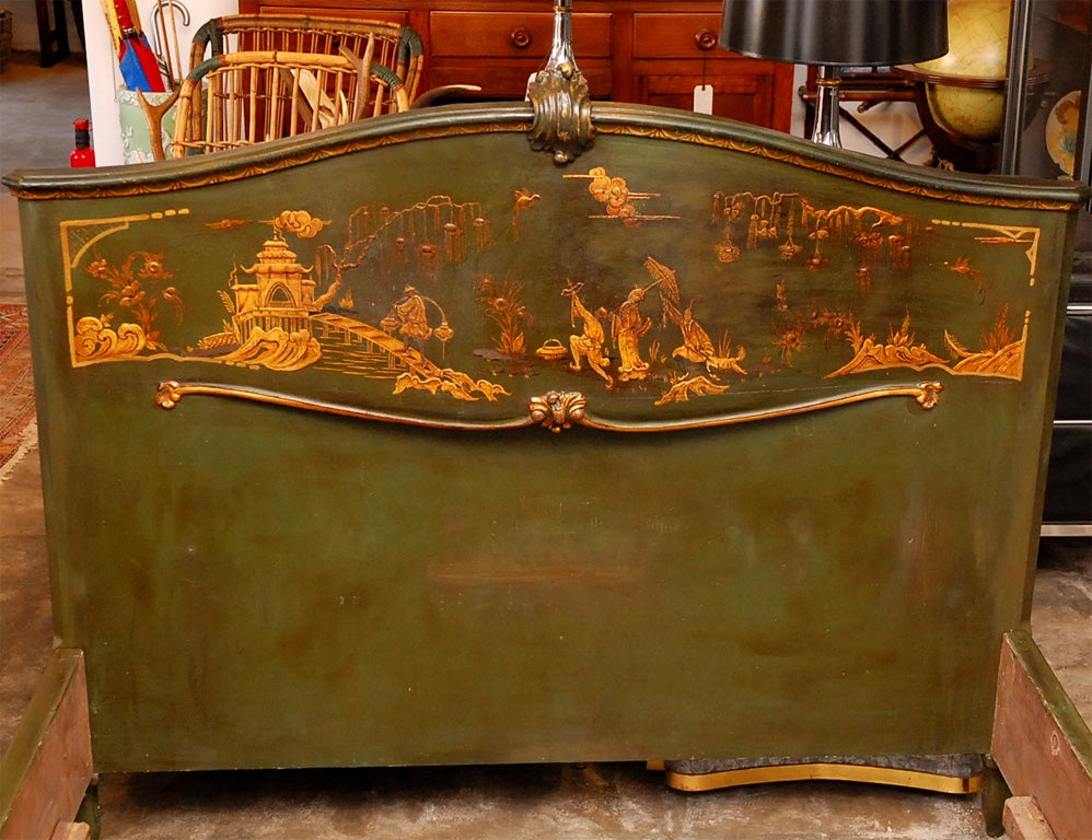 Chinoiserie Bed For Sale 2