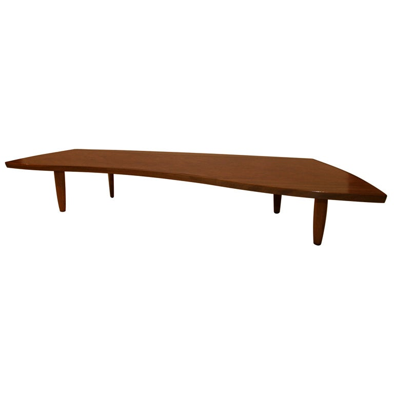 Widdicomb Coffee Table By George Nakashima