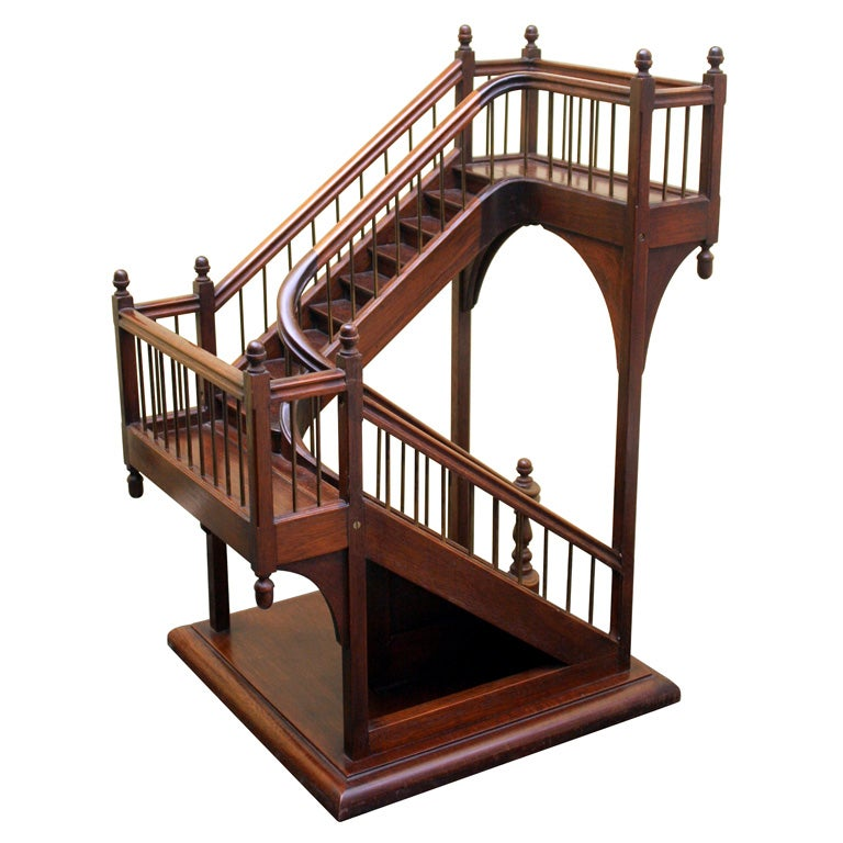Architect s staircase model at 1stdibs