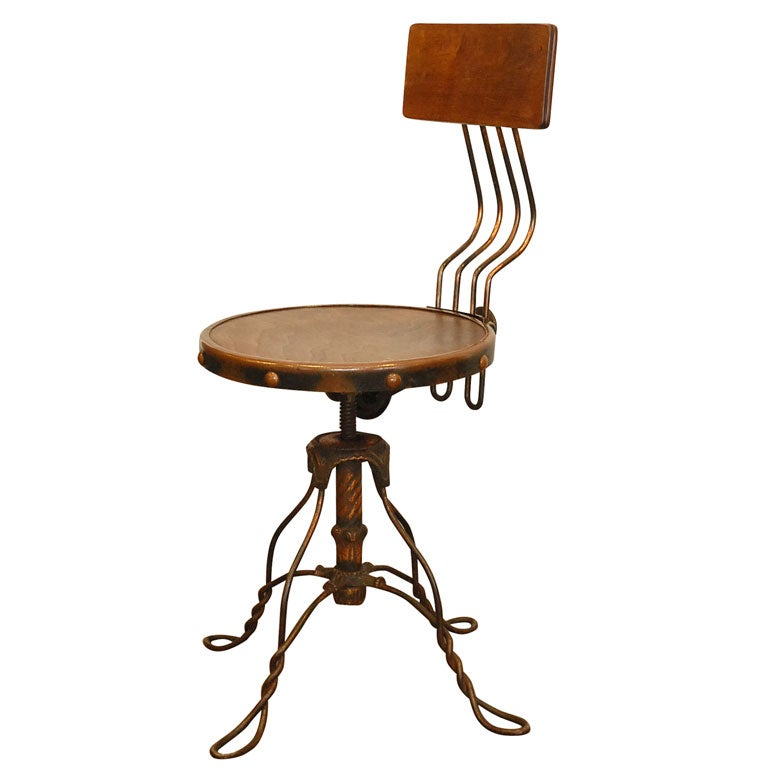 American Office Chair For Sale At 1stdibs