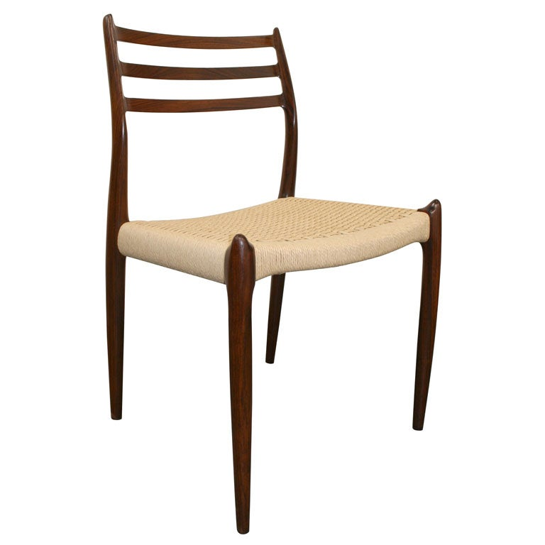 Vintage Moller Dining Chairs ~ Ximg g