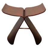 Butterfly Stool by Sori Yanagi for Vitra