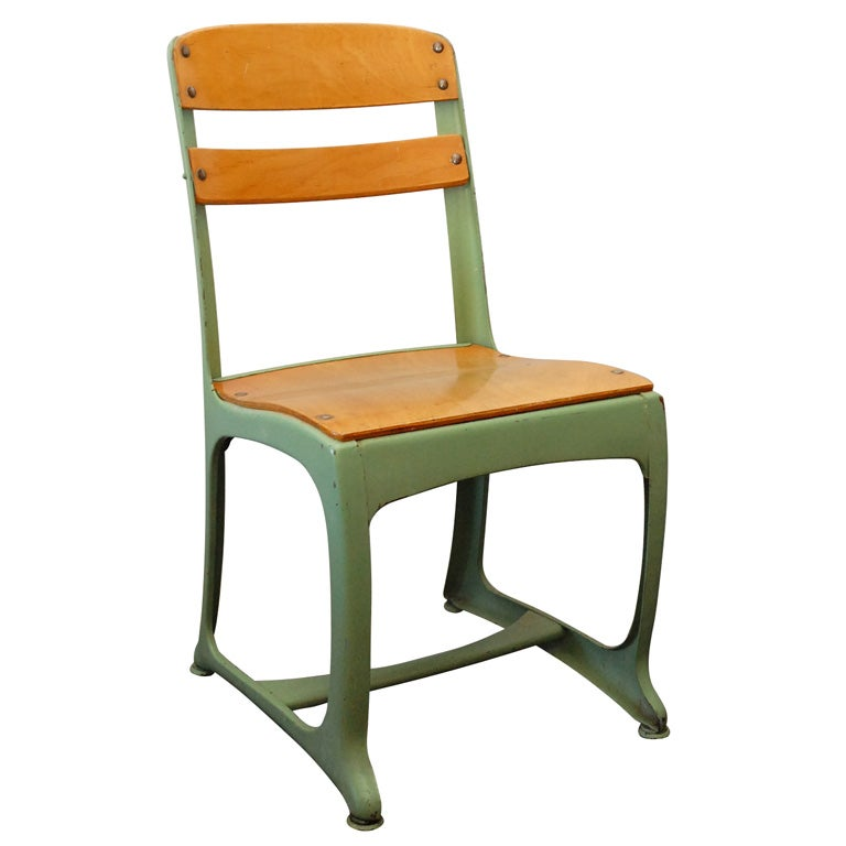 Sturdy Walk In Closet Chair Stool At 1stdibs