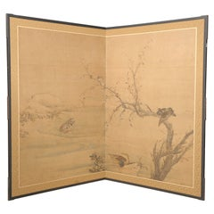 Duck and Sparrow Screen