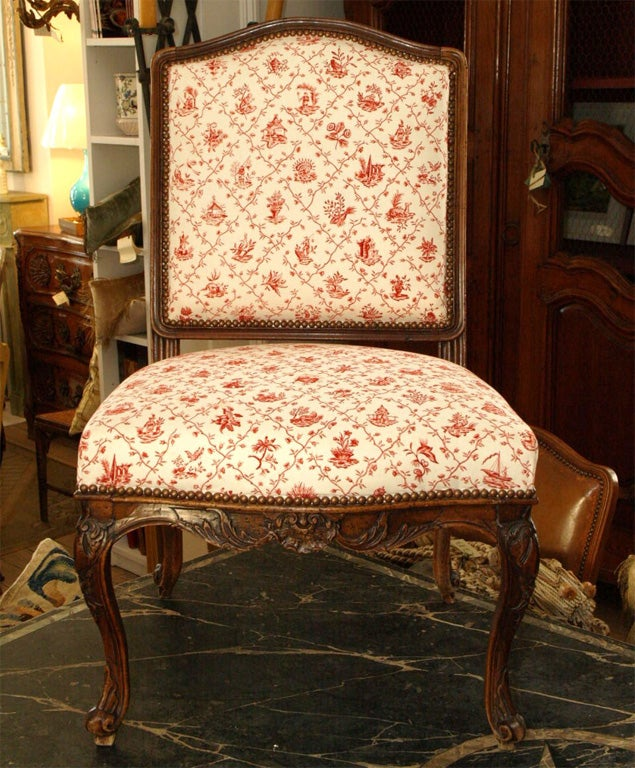 French Regency Side Chairs For Sale