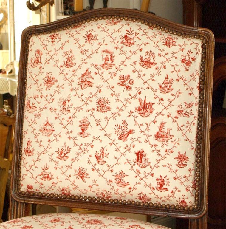 Regency Side Chairs 4