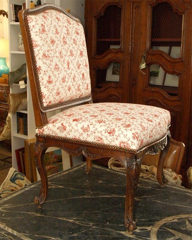 Regency Side Chairs 7