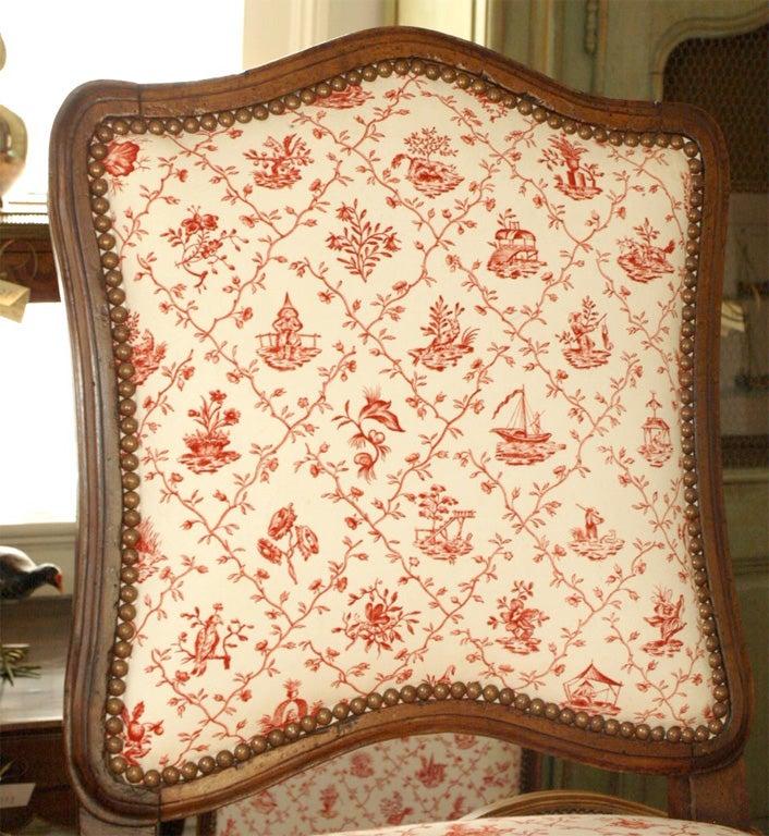 Regency Side Chairs 8