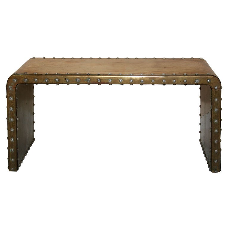 Ximg for Coffee table with studs