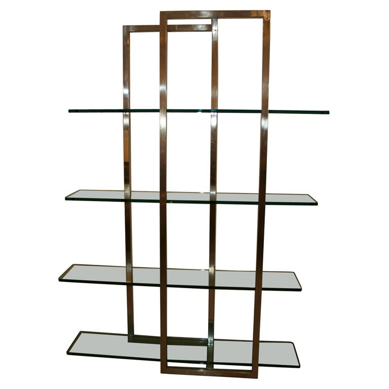 Etagere at 1stdibs - Etagere cases carrees ...